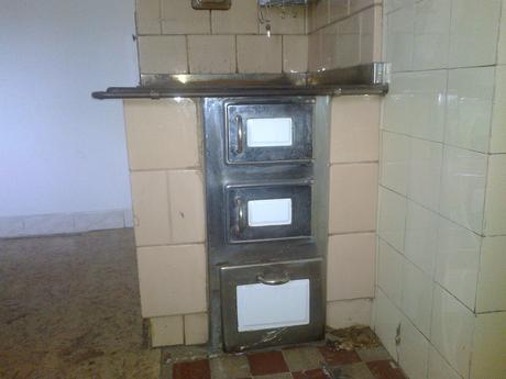 Kuchynské kachle, pec,