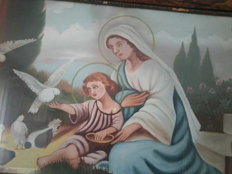 Veľký svätý obraz,