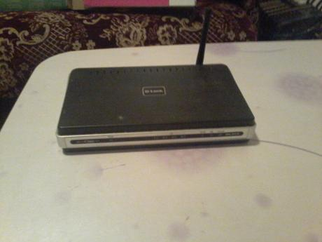 WiFi router,