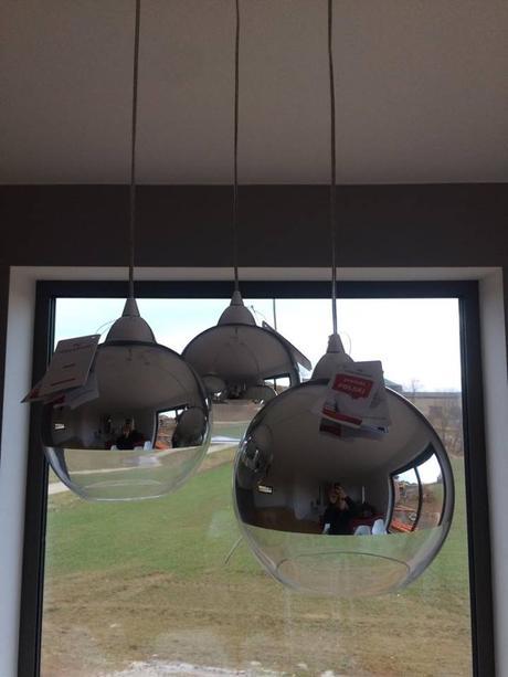 Závesná svítidla Nowodvorski Globe,