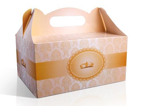 Krabica na koláče,
