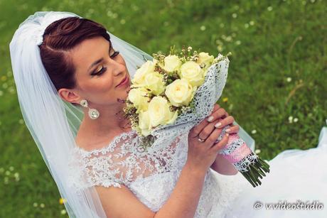 Svadobné šaty na predaj, 36