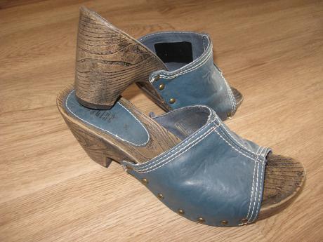 Nenošené dámské boty, 39