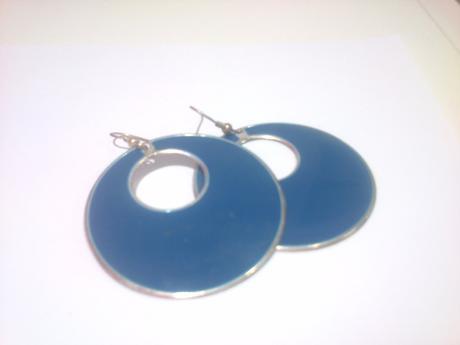 modré kruhy,