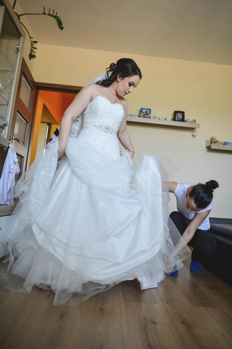 Svadobné šaty Adriana Alier by Rosa Clara, 40