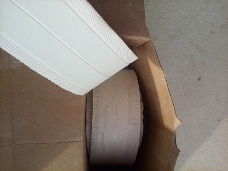 Páska na sadrokartón - vonkajší roh,