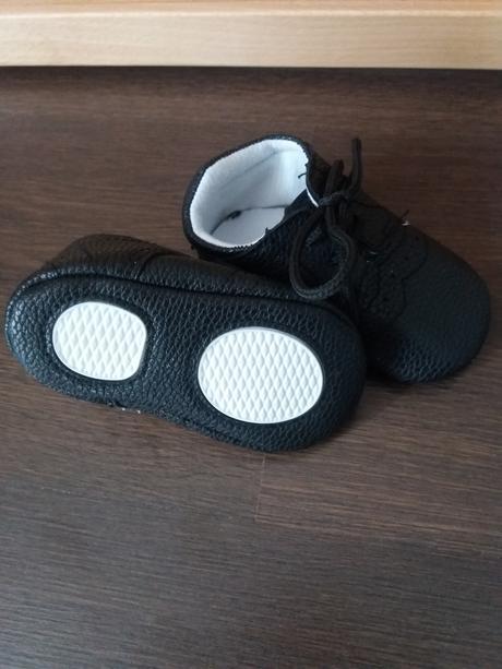 Koženkové boty k obleku pro chlapečka, 18