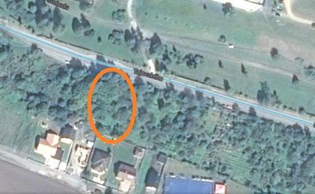 9 árový pozemok priamo v Banskej Bystrici,