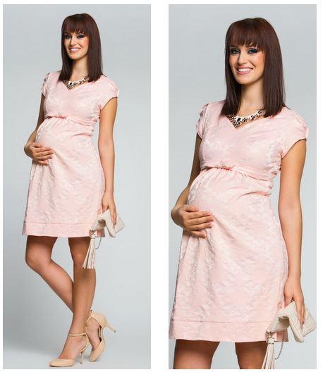Těhotenské šaty značky happy mum eb306070c6