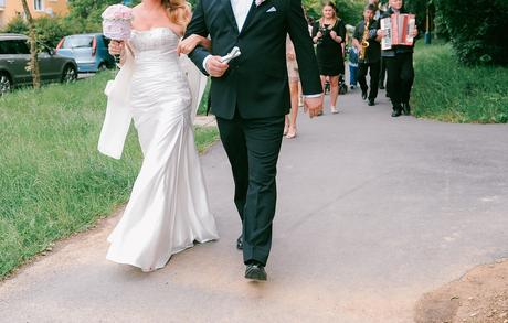 svadobné šaty La Sposa ivory 36-40, 38