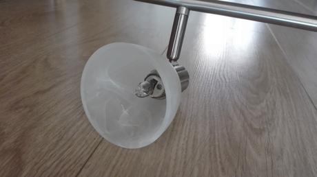 Bodová lampa,