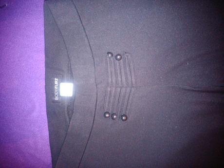 nohavice s mierne vyvýšenom pasom, 40