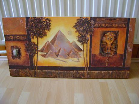 nádherný obraz Egypt,