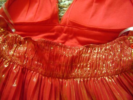 šaty + grátis naušnice, L