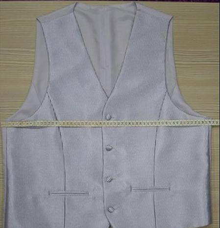 Pánska svadobná vesta, 58
