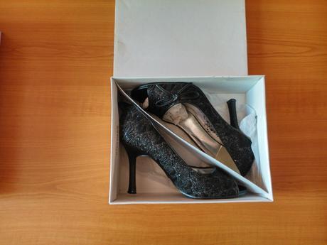 Spoločenské topánky 36, 36