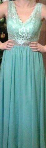 čipkované šaty  , 38