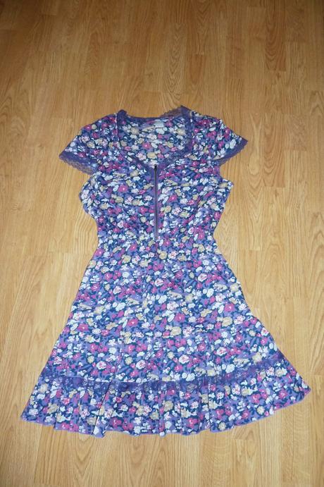 Šaty letné z Bon Prixu, 42