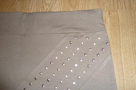 Strečová sukňa, L