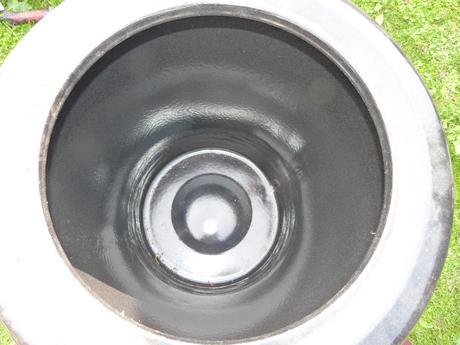 Brutar na ohřev vody.,
