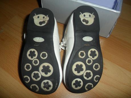 detske biele sandalky, 20