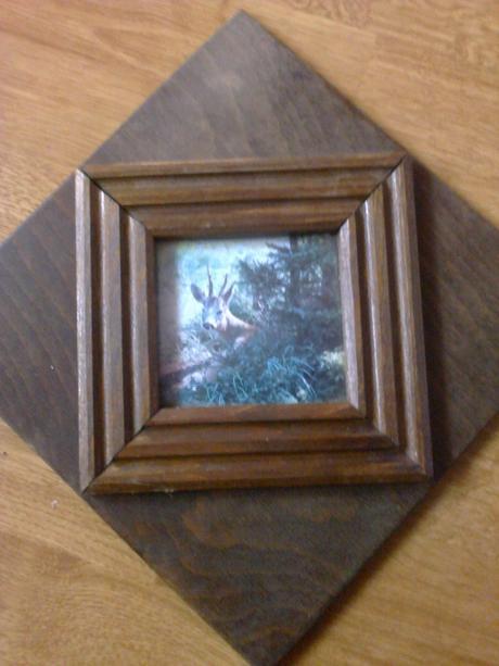 obrazy v drevenych ramoch,