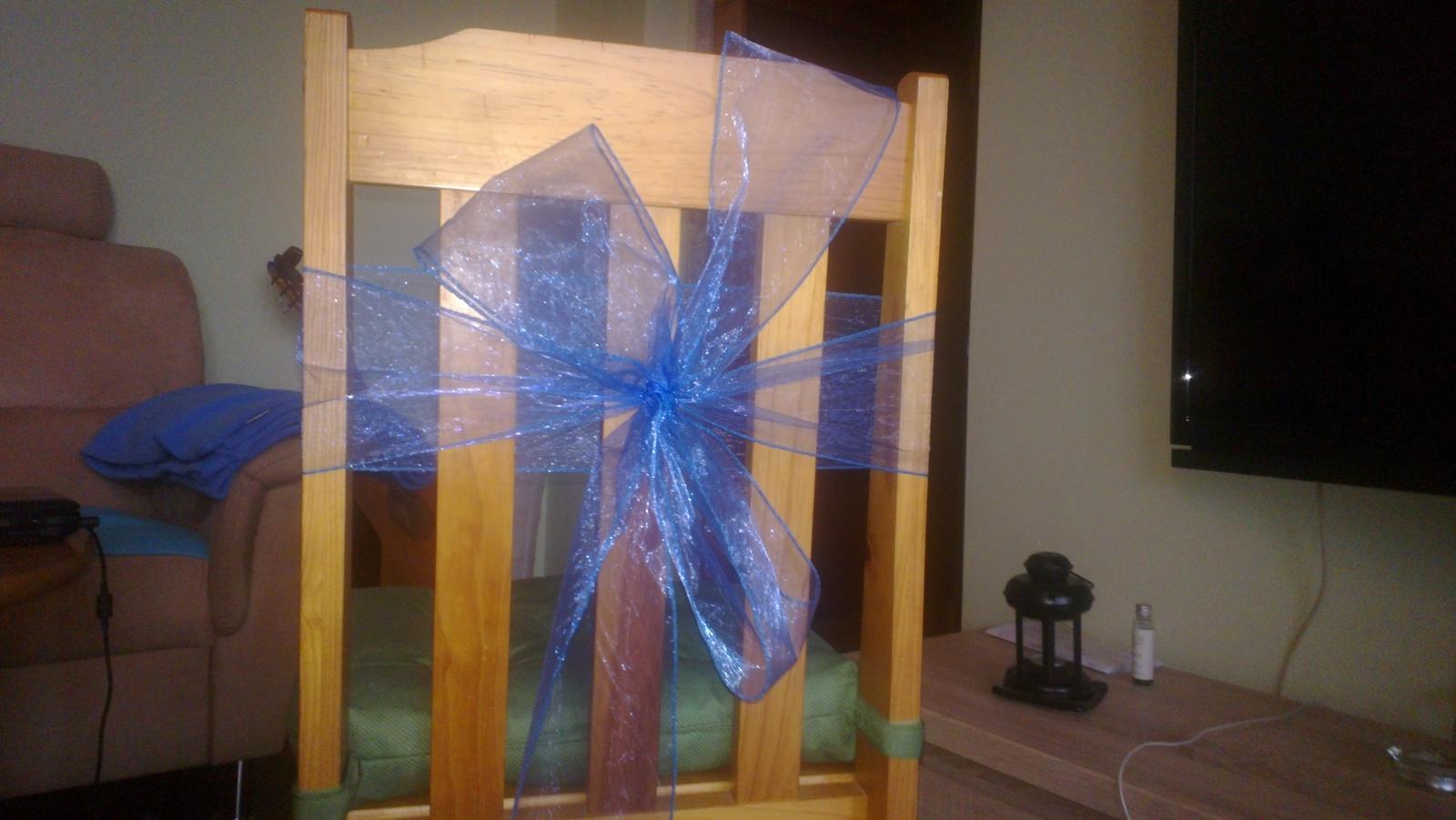 Svatebni Dekorace Kralovska Modra 2 30 Kc Svatebni Bazar