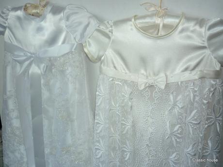 Dievčenské šatočky na krst alebo na svadbu, 80