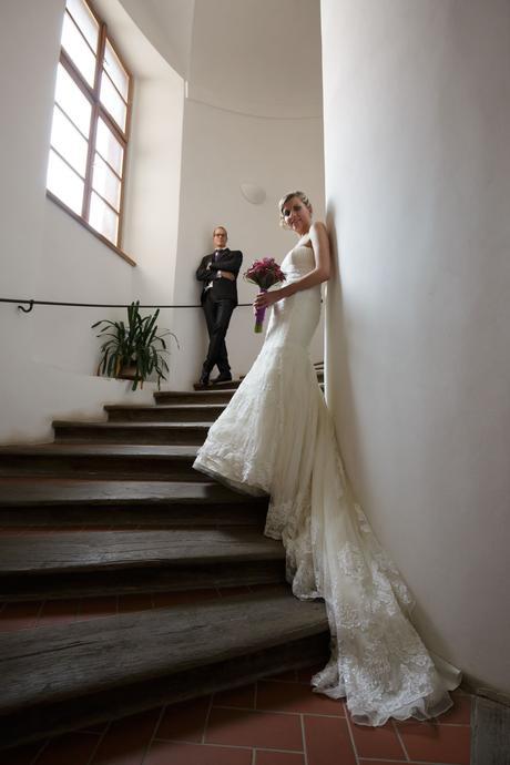 Svatební šaty La Sposa, 36