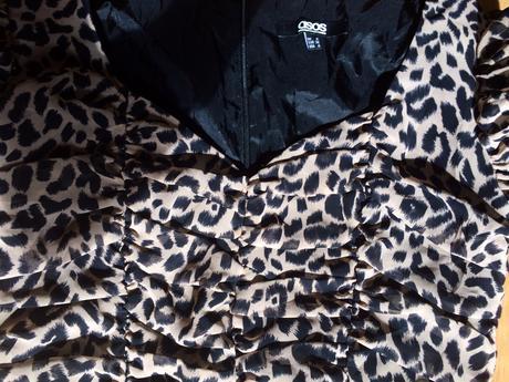 Saty s leopardim motivom S/M, S