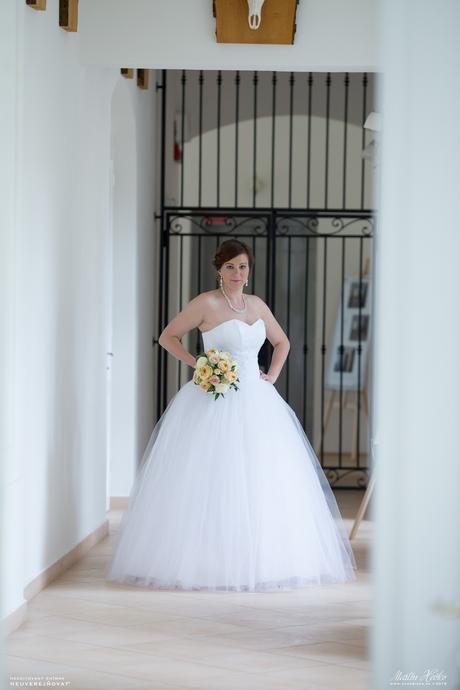 svadobné šaty veľkosť 38-44, 42