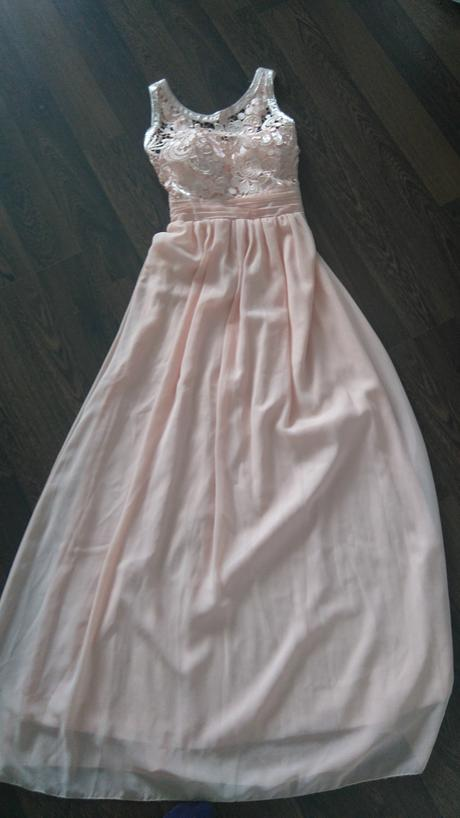 Marhuľkove /lososove šaty , 36