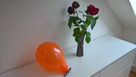 Balónky růžové, 16 kusů,