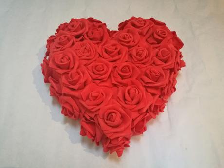 Srdce - barva na přání,