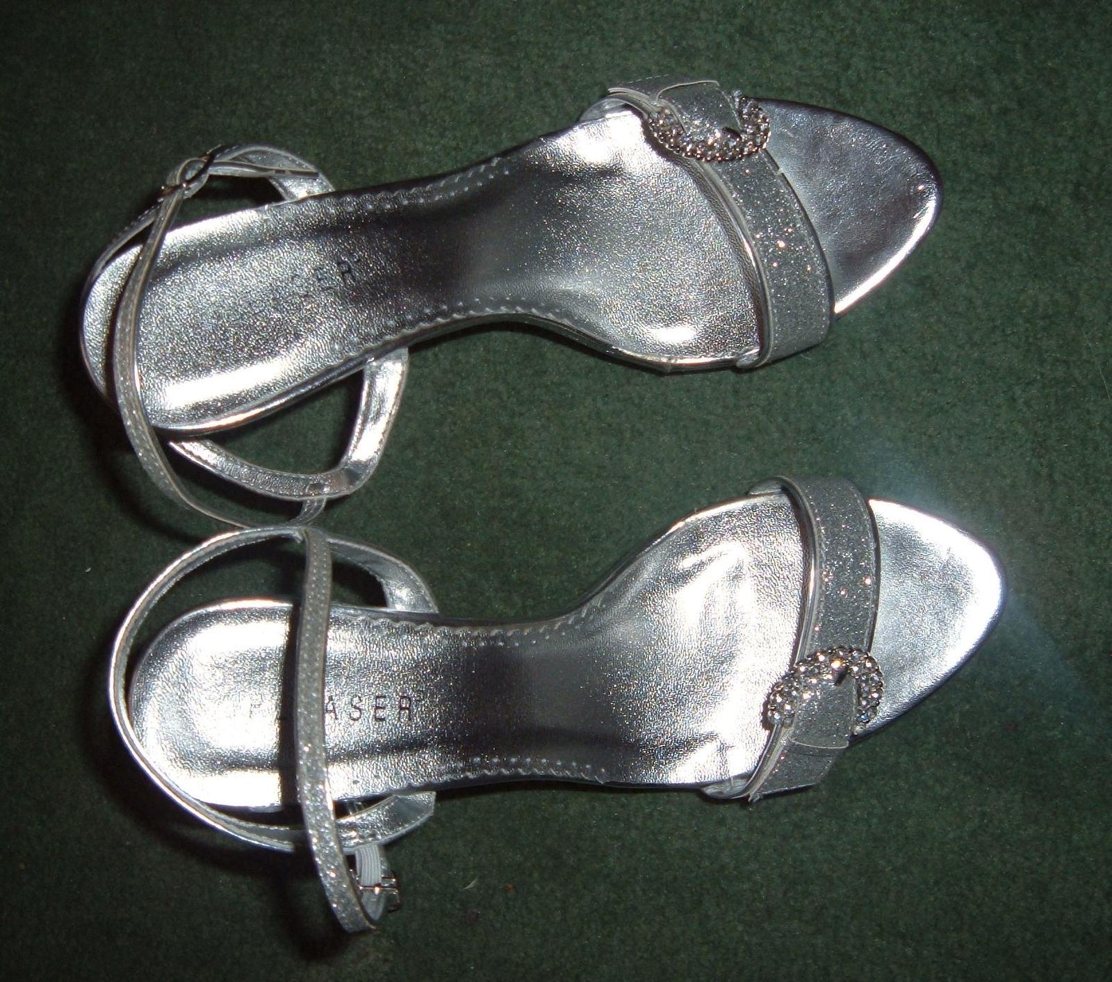 429db080c8b Stříbrné s kamínky a průhledné-luxusní boty