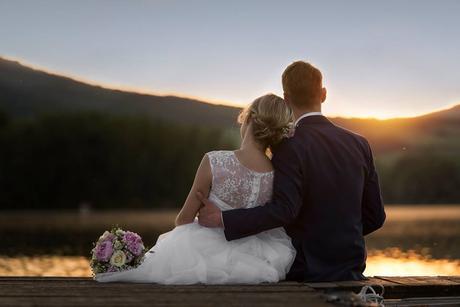 Krátké svatební šaty vel. 34 - sněhově bílé, 34
