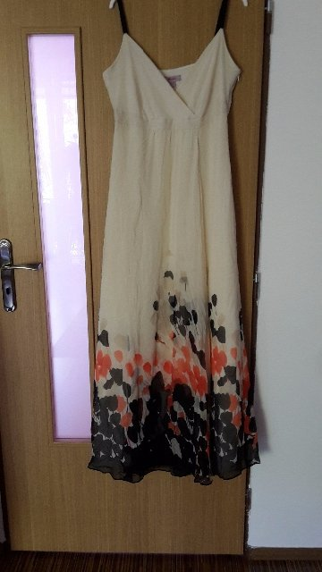 Dlhé šaty veľ. 40/42 zn. Monsoon, 40