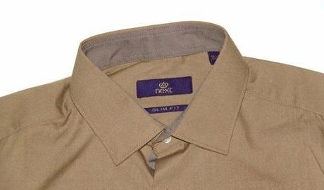 Pánska košeľa NEXT SLIM FIT veľ. 37, 38