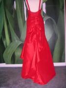 Spoločenské šaty - luxusné vel. 38 vlečka,štola, M