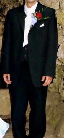 Svadobný oblek , 40