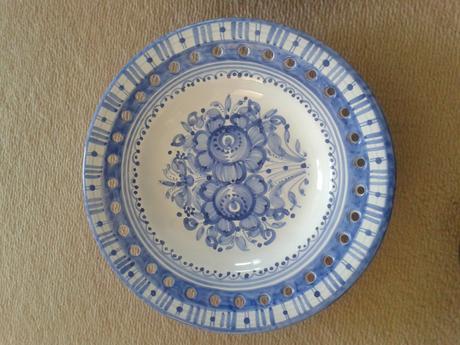 tanier - modranská keramika,