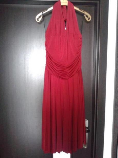 Šaty na redový tanec, 38