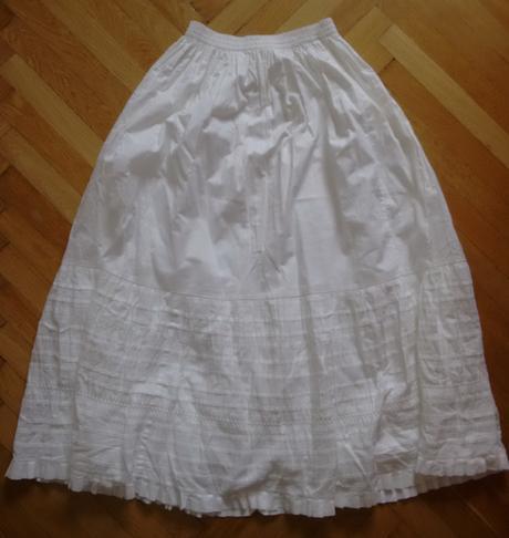 Dlouha sukne velikost S, S