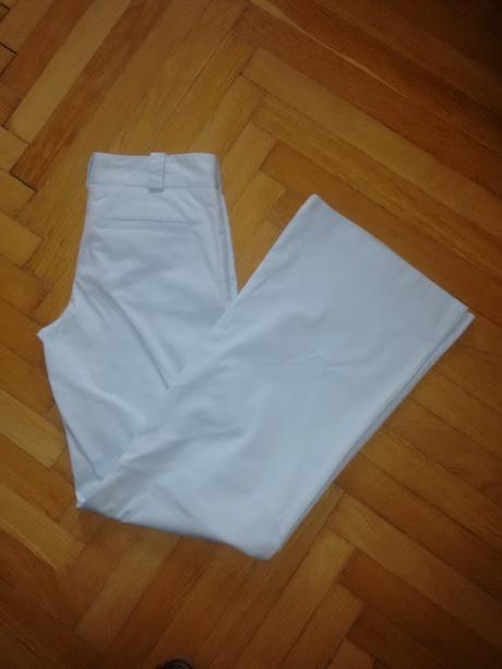 kalhoty vel. 38, svetle modre, 38