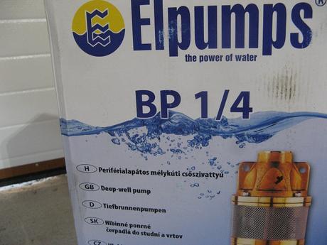 Čerpadlo Elpumps,