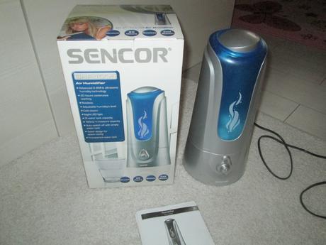 zvlhčovač vzduchu Sencor SHF1005,