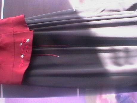 korzetové šaty , S