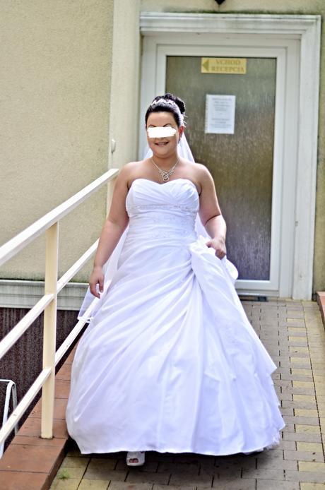 svatební šaty Pronovias bahia - pre nižšie nevesty, 42