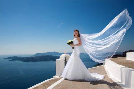 Svatební šaty alá mořská panna, 36