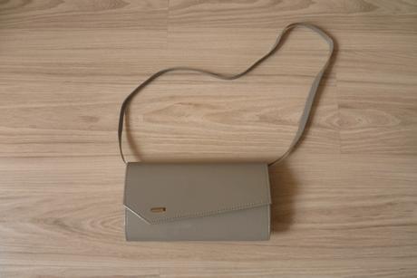 Spoločenská kabelka - sivá, 24